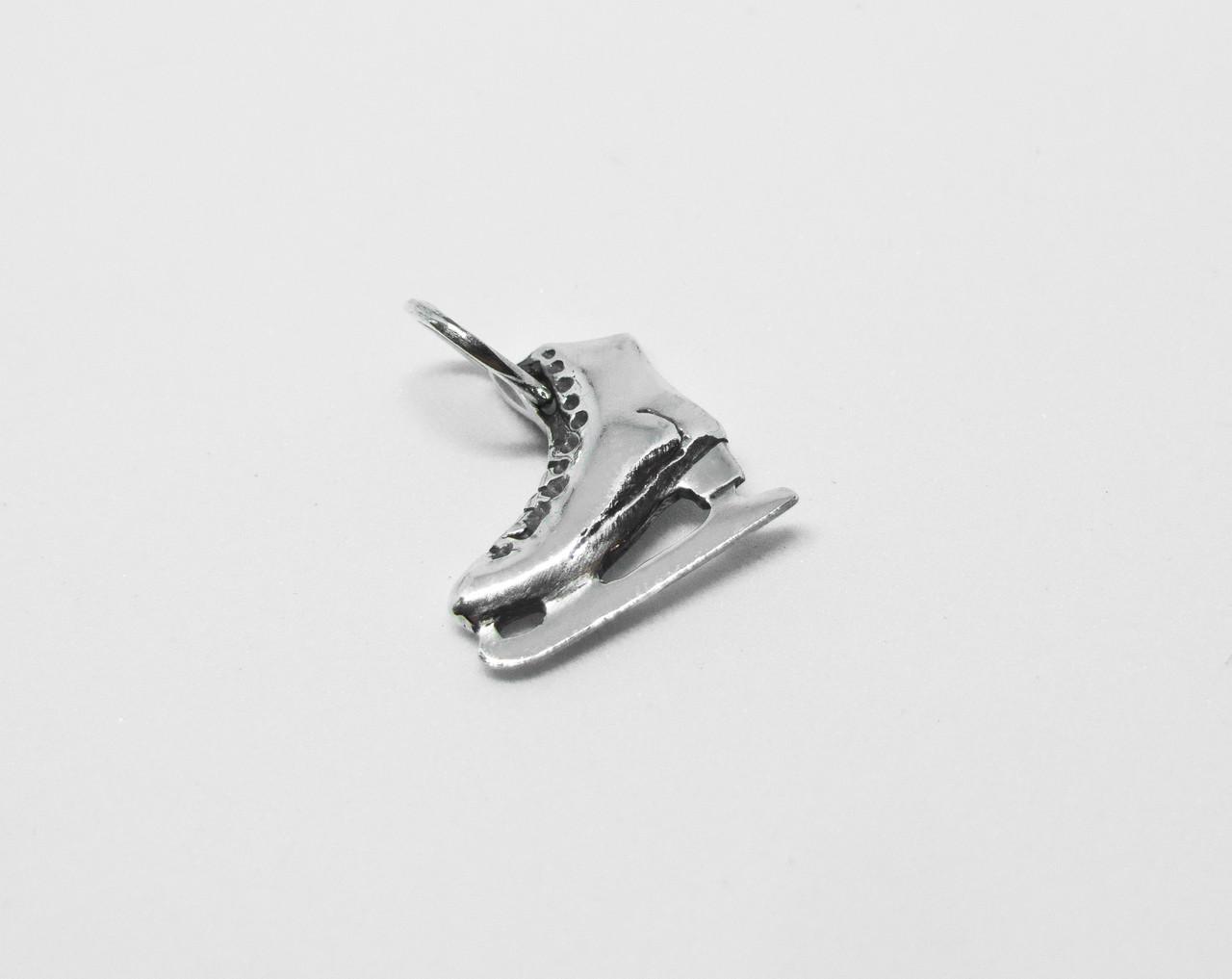 Подвеска серебряная Хоккейный Конек 303040