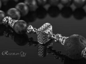 Православные четки из натурального камня лаврикит